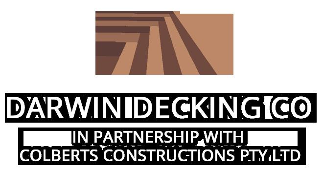 Darwin decking logo