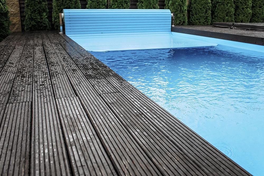 pool decking design