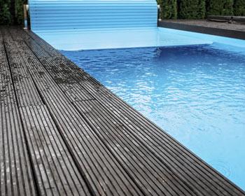 pool decking renovation